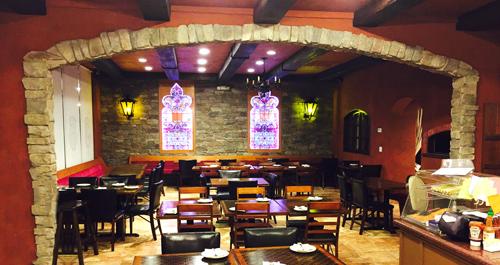 San Diego restaurant lebanese food Alforon, 5965 El Cajon Blvd, San Diego, CA 92115