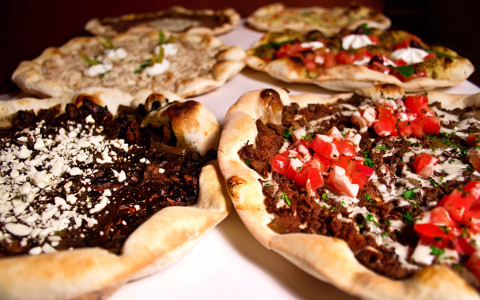 Authentic Flat Breads
