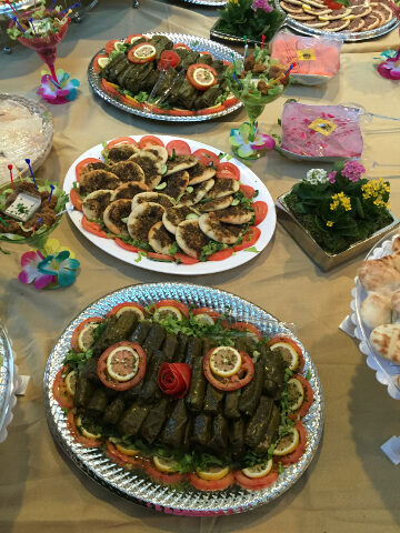 Vegan / Vegetarian traditionnal Stuffed Grape Leaves